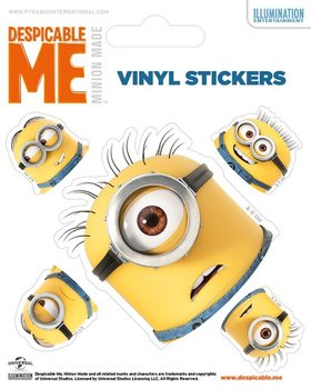 Minions (Despicable Me) - Heads Vinylklistermärken