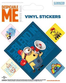 Minions (Despicable Me) - Minions Square Vinylklistermärken