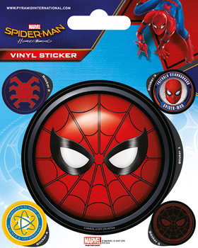 Spider-Man Homecoming Vinylklistermärken