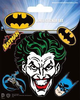 Batman Klistermærke