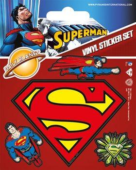 Superman Vinyl klistermærker