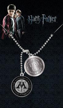 Vojaška vetrižica Harry Potter - Ministry Of Magic Pendant