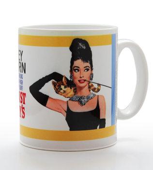 Audrey Hepburn - One-Sheet Vrč