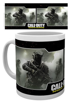 Call Of Dutty: Infinite Warfare - Game Cover Vrč