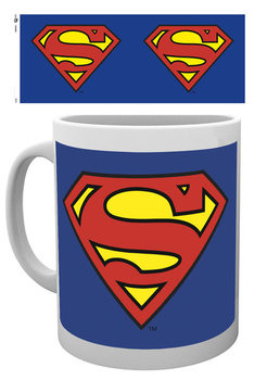 DC Comics - Superman Logo Vrč