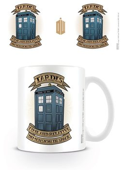 Doctor Who - Tardis Tattoo Vrč