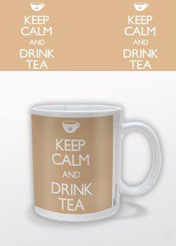 Keep Calm and Drink Tea Vrč
