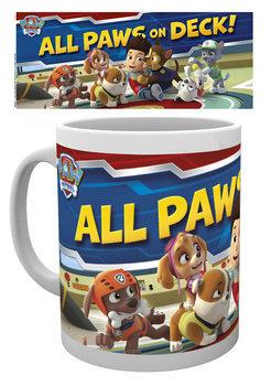 Paw Patrol - Paws on deck Vrč
