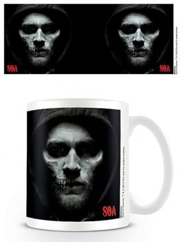 Sons of Anarchy - Jax Skull Vrč