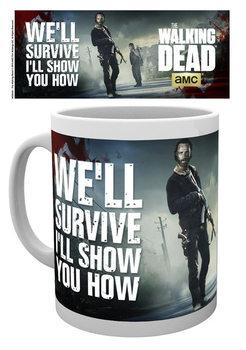 The Walking Dead - Guns Vrč