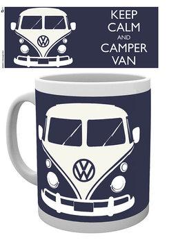 VW Volkswagen Camper - Keep Calm Vrč