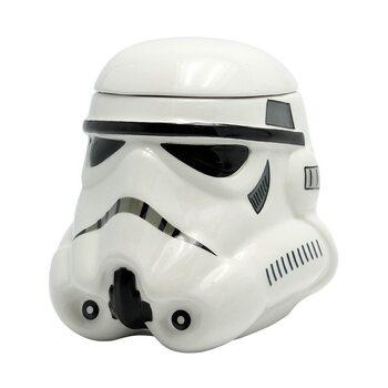 Skodelica 3D Star Wars - Stormtrooper