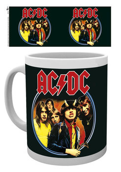 AC/DC - Band Skodelica