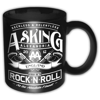 Asking Alexandria - Rock N Roll Skodelica