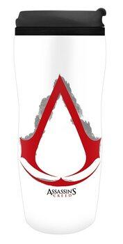 Potovalni vrček Assassin's Creed - Crest