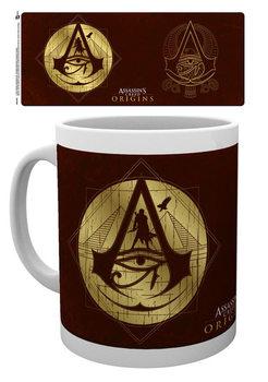 Assassins Creed: Origins - Gold Icons Skodelica