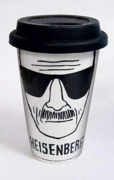 Breaking Bad (Perníkový tatko) Cestovný hrnček - Heisenberg Vrč