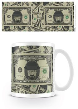 Breaking Bad (Perníkový tatko) - Heisenberg Dollar Vrč