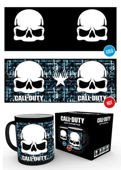 Call Of Duty - Skull Skodelica