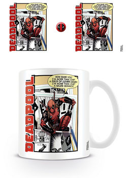 Deadpool - Off The Page Skodelica