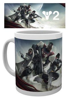 Destiny 2 - Key Art Vrč
