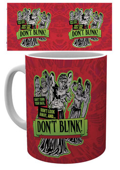 Doctor Who - Don't Blink Skodelica