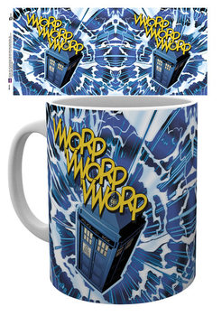 Doctor Who - Vworp Skodelica