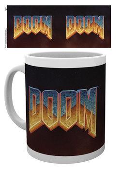 Doom - Classic Logo Vrč