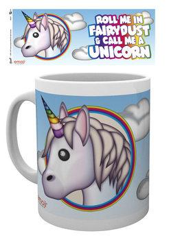 Emoji - Unicorn Fairy Dust Skodelica