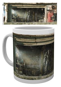 Fallout - Logo Vrč