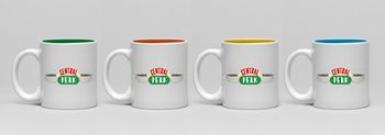 Friends - Central Perk Skodelica