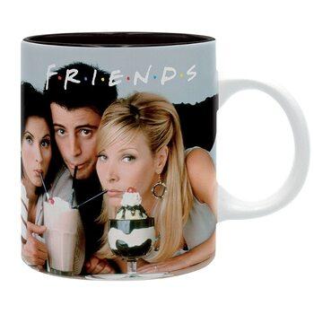 Skodelica Friends - Vintage Photo