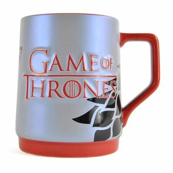 Game Of Thrones - Stark Reflection Decal Skodelica