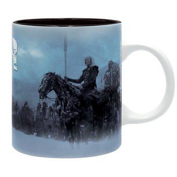 Skodelica Game Of Thrones - White Walkers