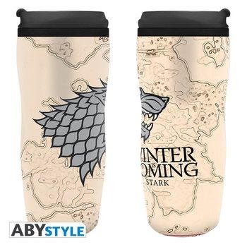 Potovalni vrček Game Of Thrones - Winter is coming