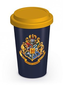 Harry Potter - Hogwarts Travel Mug Vrč