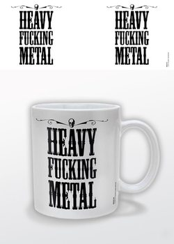 Heavy Fucking Metal Vrč