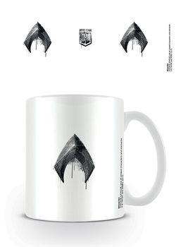 Justice League - Aquaman Logo Drip Skodelica