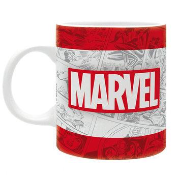 Skodelica Marvel - Logo Classic