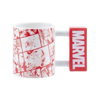 Skodelica Marvel - Logo
