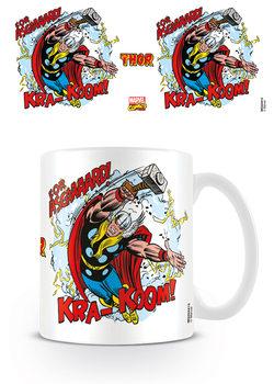 Marvel Retro - Thor - For Asgard Skodelica
