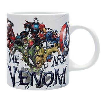 Skodelica Marvel - Venomized