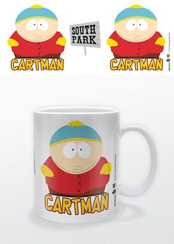 Mestečko South Park – Cartman Skodelica