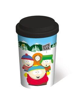 Mestečko South Park - Characters Travel Mug Vrč