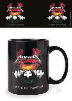 Metallica - Master of Puppets Skodelica