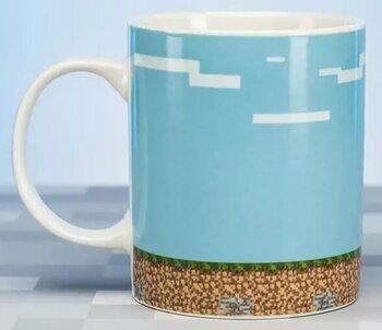 Skodelica Minecraft - Build a Level