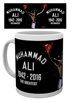 MUHAMMAD ALI - The Greatest Skodelica