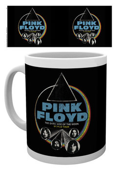 Pink Floyd - Dark Side Tour Skodelica