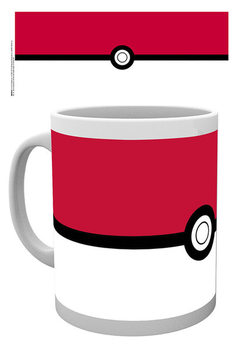 Pokemon - Pokeball Skodelica