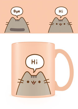 Pusheen - Hello Goodbye Skodelica